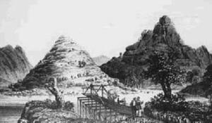 Bear hill Freycinet