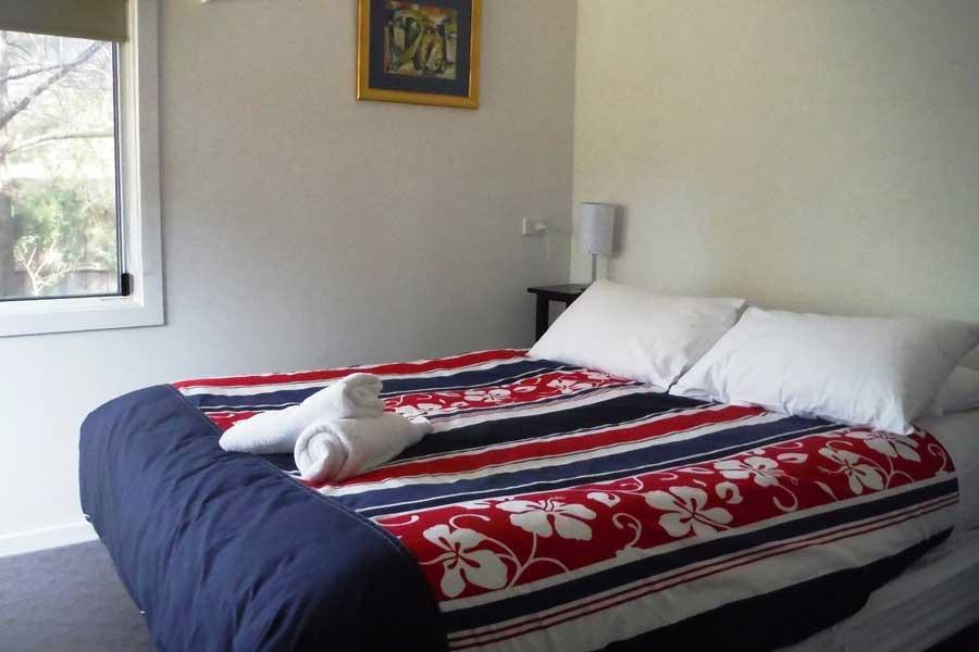 Blue Shack Bedroom Freycinet