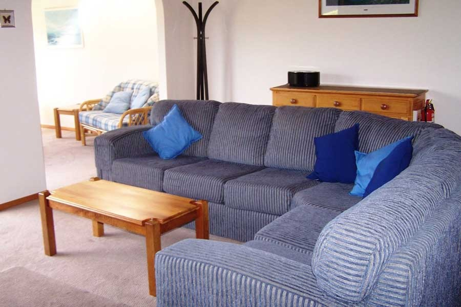 Freycinet holiday accommodation Lounge