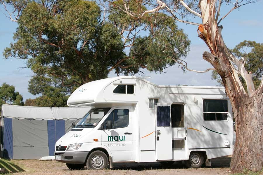 Powered Site at Iluka