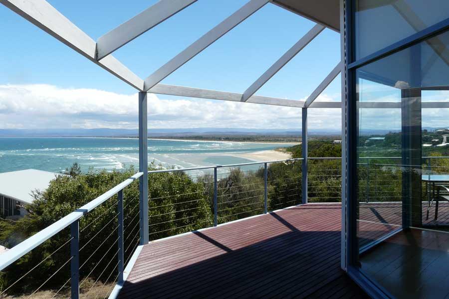 waterline freycinet accommodation tasmania. Black Bedroom Furniture Sets. Home Design Ideas