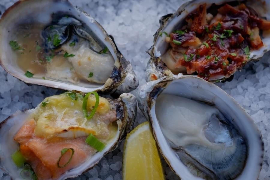 Freycinet Marine Farm, Oysters, Farm Gate