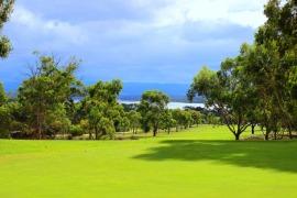 Freycinet golf club Coles bay