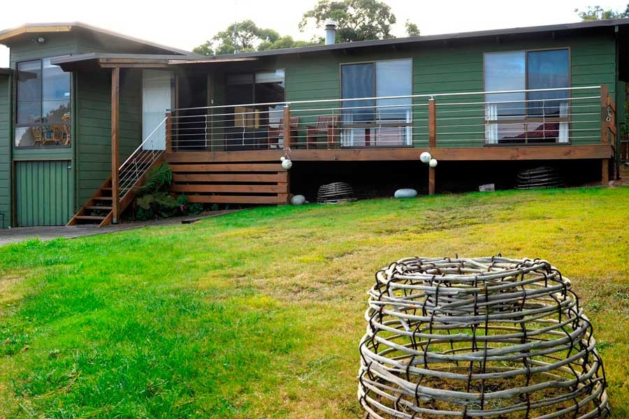 Freycinet rentals places to stay