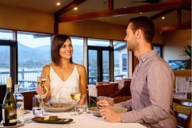 Freycinet Lodge, coles bay, wineglass bay