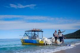 Water Taxi, Aqua Taxi, Freycinet