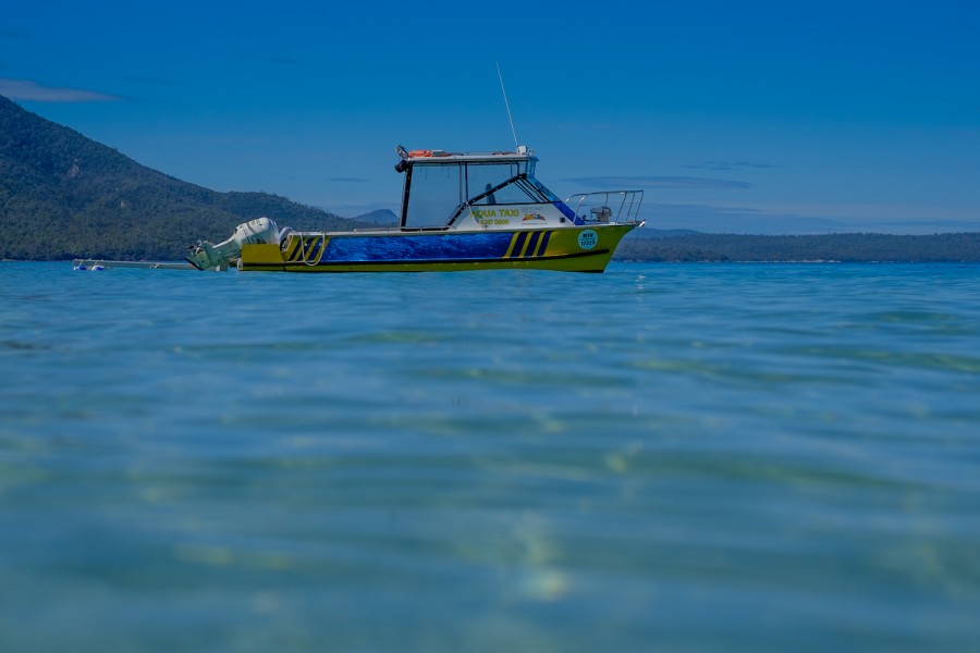 Aqua Taxi Freycinet Adventures