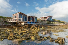 Picnic Island accommodation coles bay