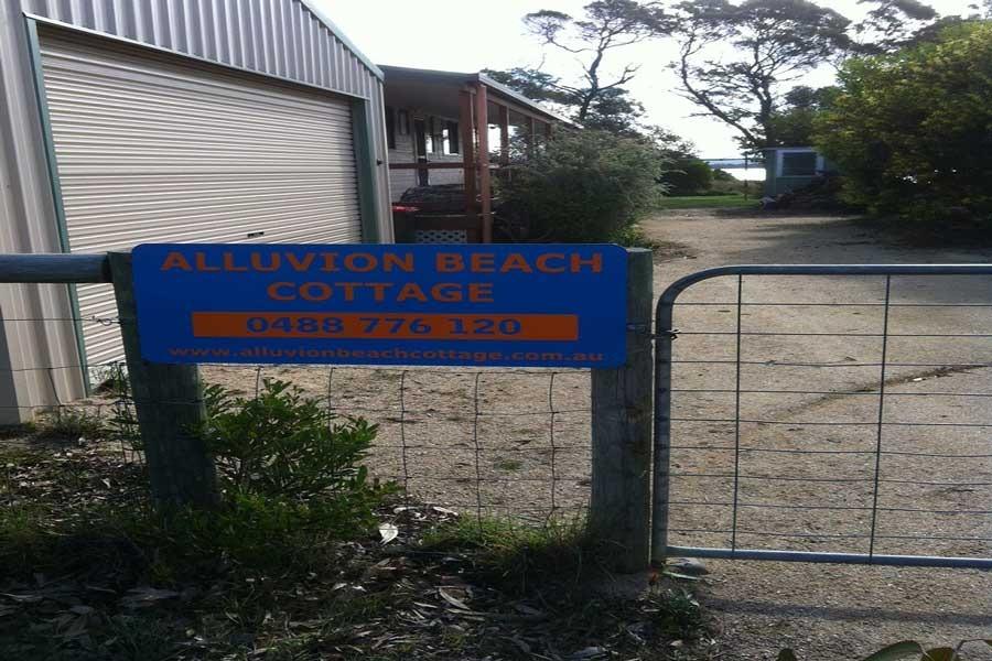 Alluvion accommodation Freycinet
