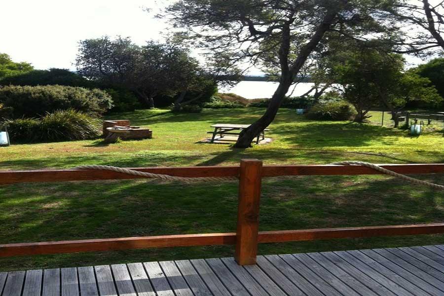 Alluvion accommodation east coast Tasmania