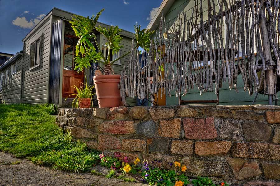 Bayside Wineglass bay accommodation