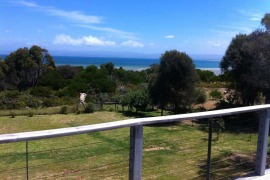Azure Coles bay accommodation