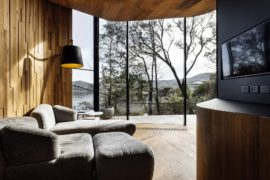freycinet lodge, wineglass bay, accommodation, luxury accommodation