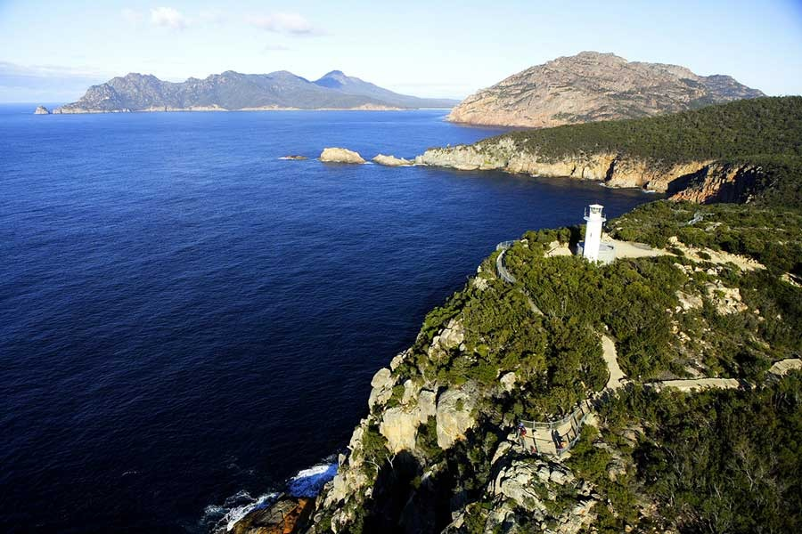 Freycinet Cape Tourville Lighthouse