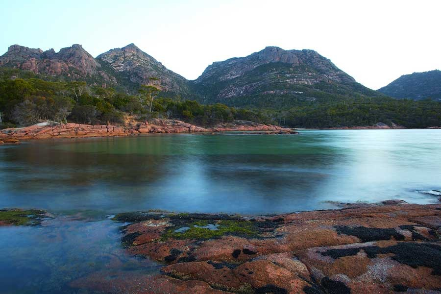 Freycinet The Hazards