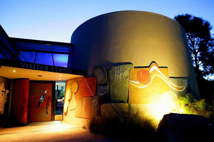 Freycinet Visitor Centre East coast Tasmania