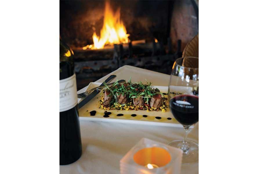 Freycinet lodge restaurant