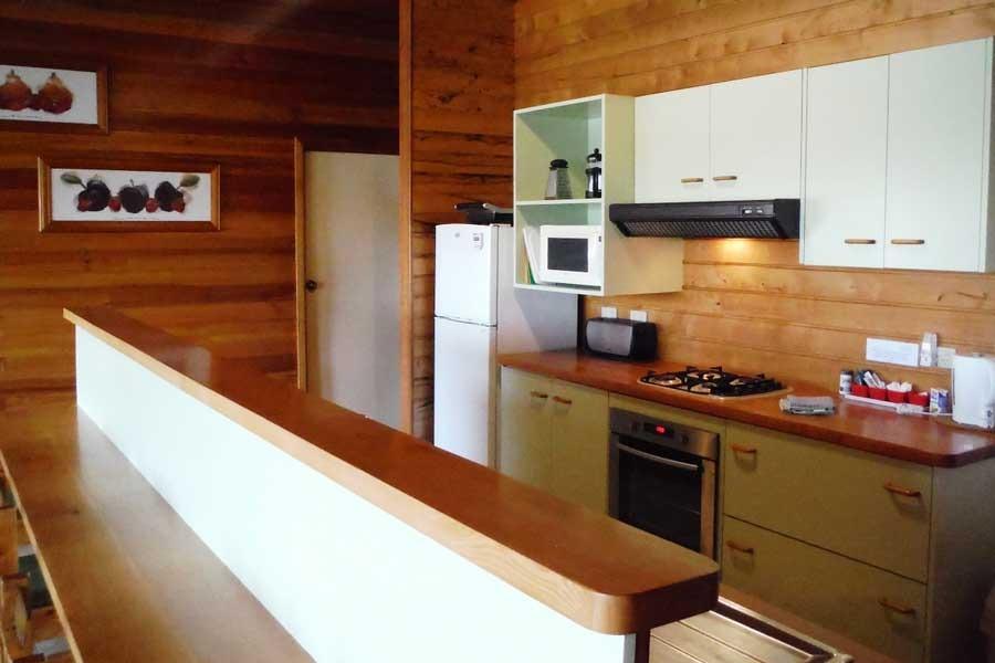 Freycinet on the bay Kitchen
