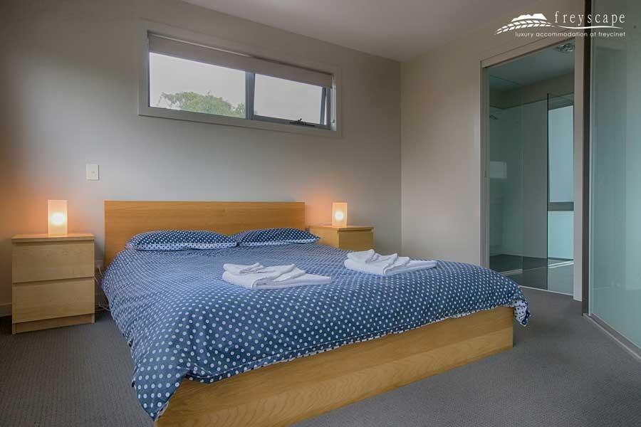 Freyscape Master Bedroom Coles bay