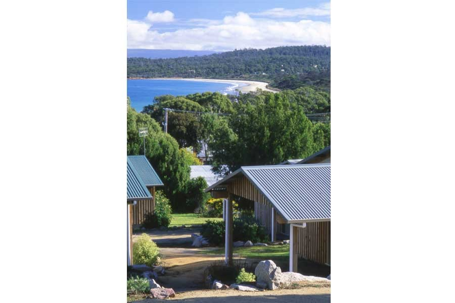 Iluka big4 view Freycinet accommodation