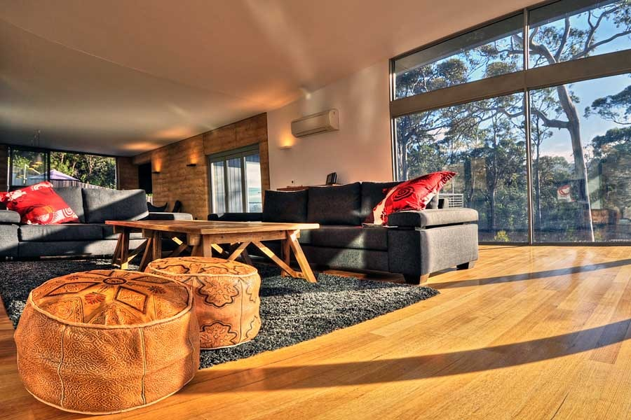 The loft accommodation east coast Tasmania