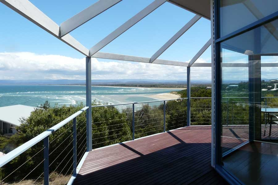 Waterline accommodation Tasmania