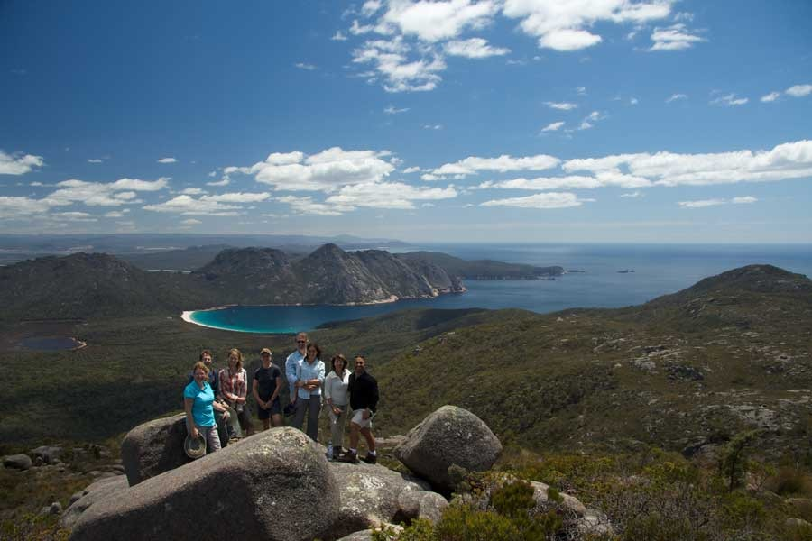 Freycinet Experience Mount Graham