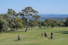 Freycinet golf