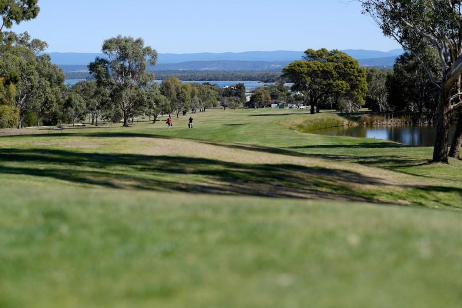 Freycinet golf