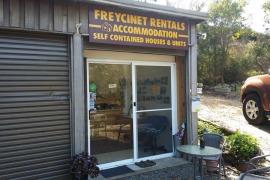 Freycinet rentals office Tasmania