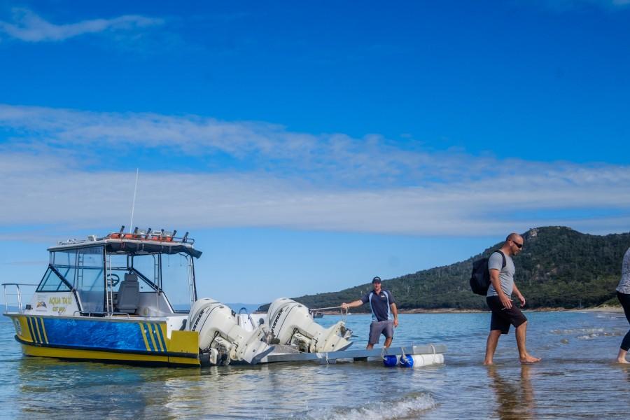 Freycinet Adventures Aqua Taxi