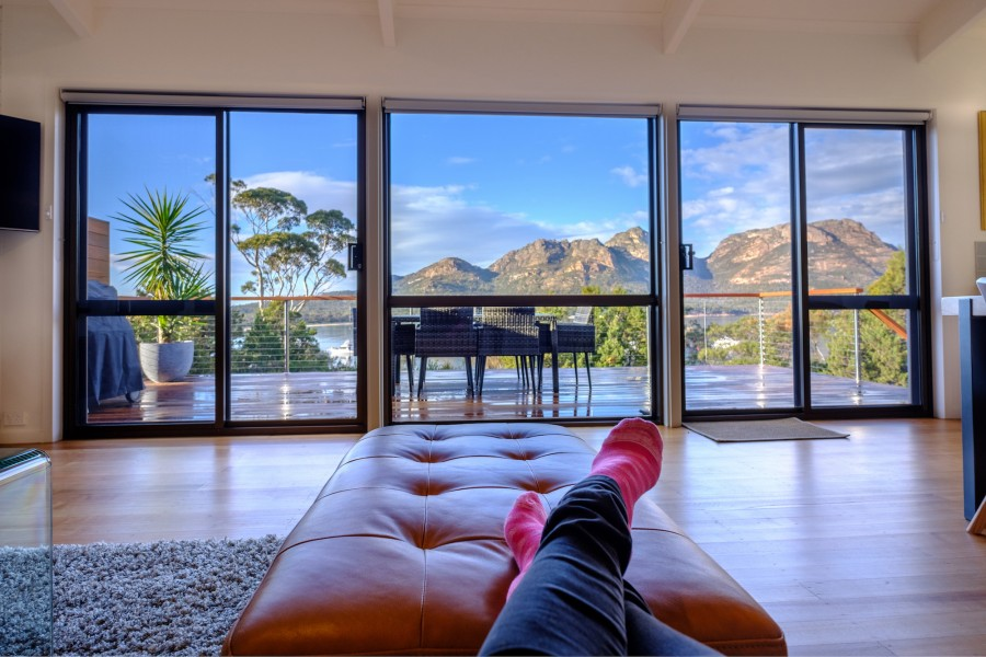 ArtHouse Freycinet, Luxury accommodation coles bay